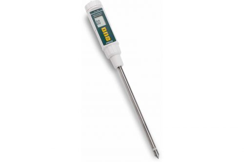 "Extech® Digital Soil Moisture Meter with 8"" Probe"