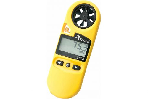 Kestrel® 3500 Pocket Weather Meter
