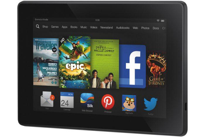 Amazon Fire HD 8GB Tablet