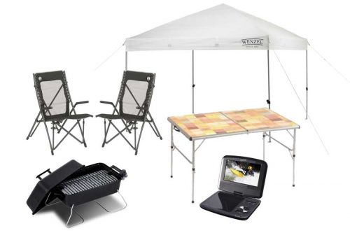 Tailgating Package