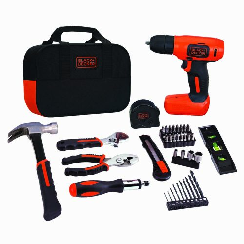 56pc KIT w/LITHIUM DRILL